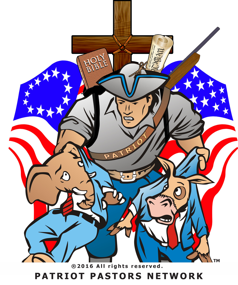 PATRIOT LOGO patriot pastors network